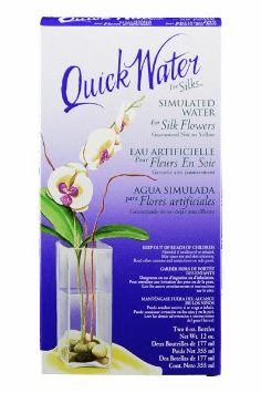 QuickWater Directions For Best Results