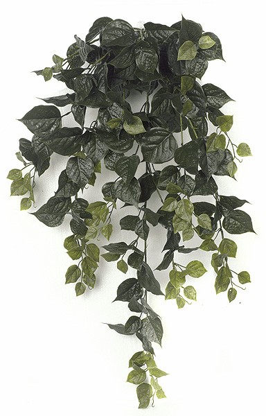 "Set of 2 - 36"" Artificial Outdoor Hanging Plants - UV Infused"