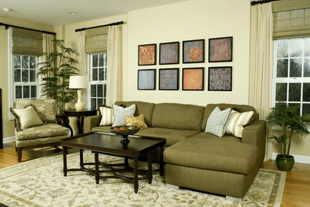 Use silk trees to welcome nature in your home