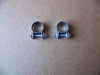 2-Pack Fuel Line Hose Clamps