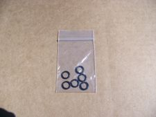 6-Pack Fuel Line Quick-Disconnect Viton O-Rings