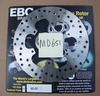 Brand New EBC Stainless Steel Rear Brake Rotor, MD651