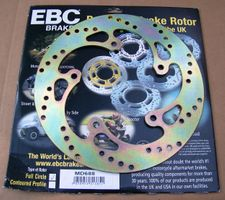 Brand New EBC Stainless Steel Rear Brake Rotor, MD688