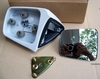 Brand New NOS BMW Complete Left Side  Mirror, In Primer For All K100RS & K1100RS Bikes