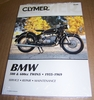 Clymer Repair Manual - 500 & 600cc Twins 1955-1969