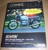 Clymer Repair Manual - R50/5 - R100GS PD 1970-1996