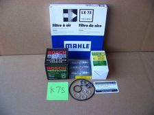 Complete 12/24K Mile Super Maintenance Kit With Engine Oil 15W50 (Synth) & Trans/Final Drive Oil (Synth) For All K75 Bikes