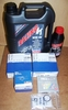 Complete 12/24K Mile Super Maintenance Kit With Oil (10W40 Synthetic) For All K1200S Bikes W/ Current Spec Oil Filter