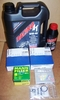 Complete 12/24K Mile Super Maintenance Kit With Oil (10W40 Synthetic) For All K1200S Bikes W/ Early Spec Oil Filter