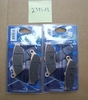 FRONT: Carbone Lorraine Brake Pads 2396A3