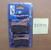 FRONT: Carbone Lorraine Brake Pads 2539A3