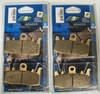 FRONT: Carbone Lorraine Brake Pads CL1232A3