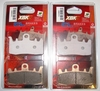 FRONT: Carbone Lorraine Brake Pads CL1232XBK5