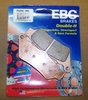 FRONT or REAR: EBC Brake Pads FA209/2 HH