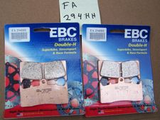 FRONT: EBC FA294HH Front Pads