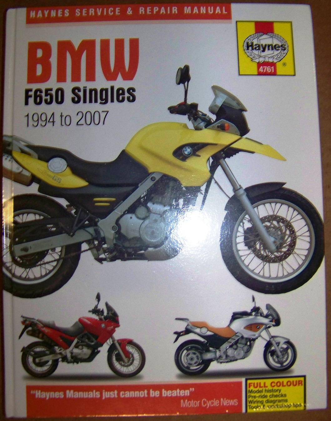 2007 Bmw F650gs Wiring Diagram