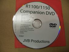 JVB Productions R1100/1150 Companion Maintenance DVD OR DOWNLOAD