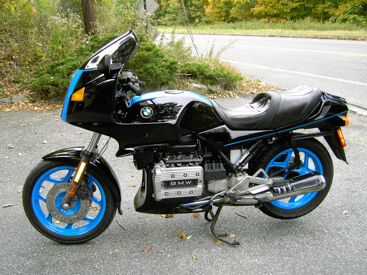 we sell quality used k-bike parts for your bmw motorcycle  all of our used  bmw motorcycle parts carry a money back guarantee so there is no risk