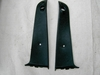 K100/1100RS Upper Fairing Windshield Trim, Right & Left