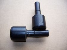 K100/ K1/ R1100RS Bar Ends, Non Heated Grip
