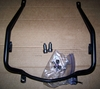 K1200/ 1300S/ R/ R-Sport Luggage Mount Set For Stock BMW Expandable Bags