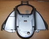 K1200LT (2005 & Later) Center Console/Radio Holder, Magnesium Color
