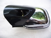 K1200LT Complete Left Side Mirror, Anthracite Metallic With Chrome Plating, No Glass