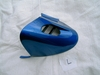 K1200LT Left Side Mirror Trim, Blue