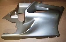 K1200LT Right Side Lower Fairing (Belly Pan), Magnesium Color