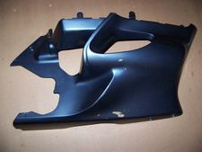 K1200LT Right Side Lower Fairing (Belly Pan), Painted Gray