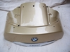 K1200LT Trunk Lid, Light Yellow Metallic W/Chrome Trim