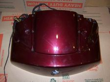 K1200LT Trunk Lid, Canyon Red - NEW