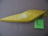 K1200R Left Rear Trim Panel, Yellow