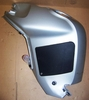 K1200R Left Side Tank Cover, Silver