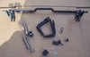 K1200RS (After 2001) Windshield Adjuster Rail & Arm Set, Complete