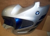 K1200RS/GT Right Side Fairing Panel, Titan Silver/ Pacific Blue