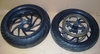K1200S/R Front & Rear Sport Wheel Set, Dark Slate