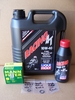 K1200S/R R-Sport and K1200GT (2005 & Up) 10W40 Engine (Synthetic) & Final Drive (Synth) Oil Change Kit