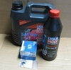 K1300S/R  and K1300GT 5W40 Engine & Final Drive Oil Change Kit (Fully Synthetic )