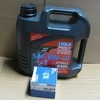 K1300S/R  and K1300GT 5W40 Engine Oil Change Kit (Fully Synthetic )