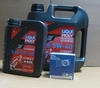 K1600GT/ GTL  5W40 Engine Oil Change Kit (Synthetic)