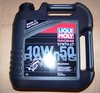 Liqui-Moly Synth 4T 10W-50 Racing Synthetic Engine Oil 4 Liters