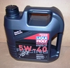 Liqui-Moly Synth 4T 5W-40 Racing Synthetic Engine Oil 4 Liters