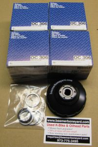 Master Oil Change Kit For All R1200GS/ RT/ ST/ S/ R (Non Liquid Cooled) , K1200S/ R/ GT (2005 On),  K1600GT/GTL Bikes