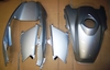 NEW 2008 &2009 R1200GS Complete Bodywork Set, Titan Silver (764)