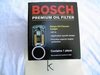 New Bosch Oil Filter For All K-Bikes (Except K1200S/R & GT From 2005)) Now W/Crush Washer!