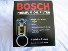 New Bosch Oil Filter For All Oilheads Now W/Crush Washer!