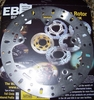 New EBC Rotor, Rear - 265mm