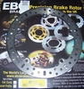 New EBC Rotor, Rear - 276mm