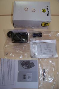 New Magura  COMPLETE 20mm Front Brake Master Cylinder Rebuild  Kit For All K1004V/K1100 & R850/1100 (Except R1100S) Bikes.